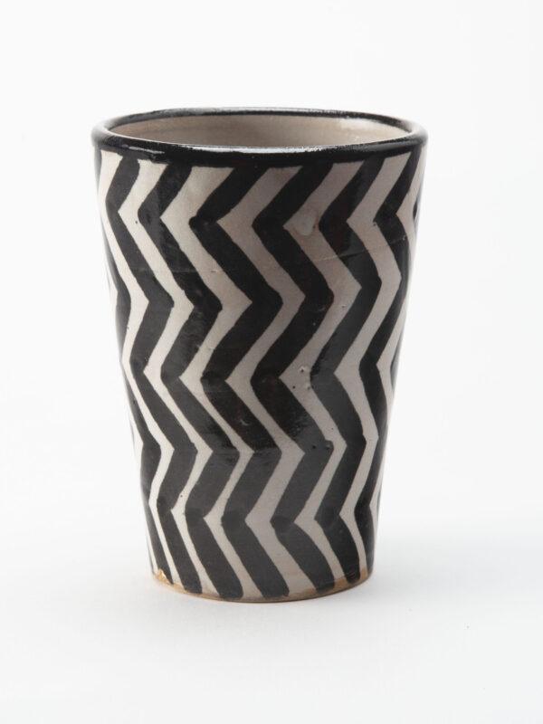 Taza de cerámica de Fez