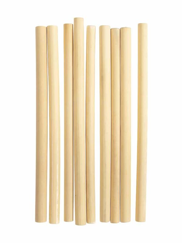 Bamboo Eco pajitas