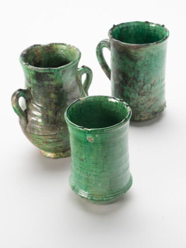 Jarras de cerámica, Tamegroute